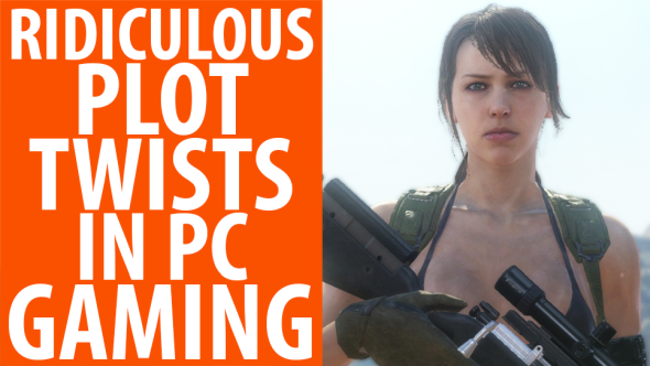 PC gaming plot twists
