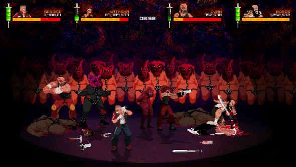 Mother Russia Bleeds brings hyperviolent tracksuit brawling on September 5