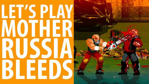 mother russia bleeds let's play