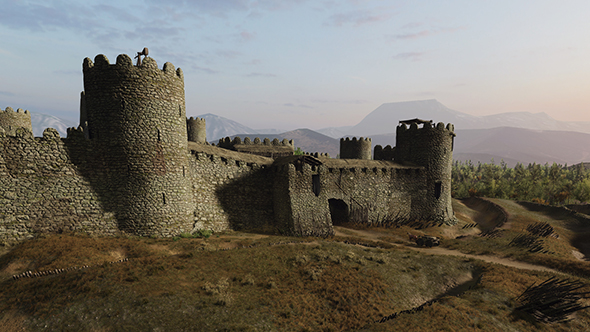 mount blade 2 bannerlord castles