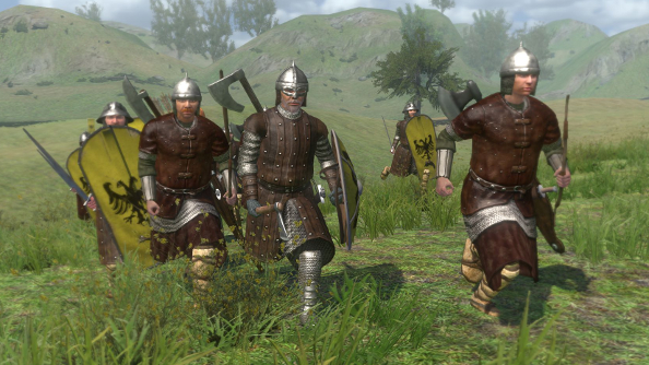 Sandbox games Mount and Blade