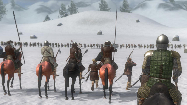 Gather your army: Mount & Blade Warband is free for the weekend