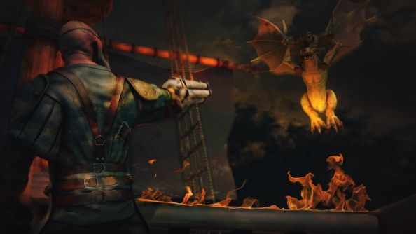 Man o' War: Corsair announced, based on Warhammer's naval varient