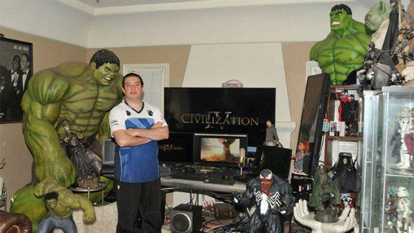 Civilization VI pro player MrGameTheory