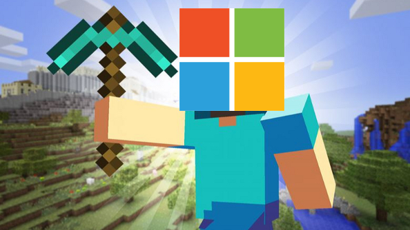 Minecraft and Mojang are now officially resting in Microsoft's belly