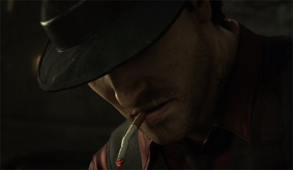 Murdered: Soul Suspect thinks it's so punny, has an 'announcement' trailer