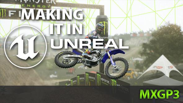 MXGP3 Unreal Engine 4