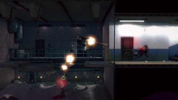 My Friend Pedro's gameplay trailer is like a 2-D Max Payne with proper dual-wielding
