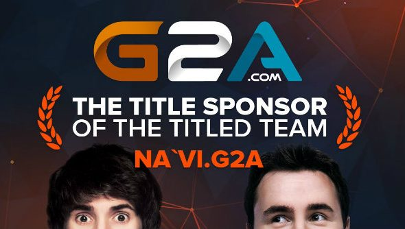 popular esports team natus vincere becomes na vi g2a in key reseller