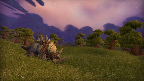 Blizzard previews Warlords of Draenor's Nagrand: home of the Warsong Outriders