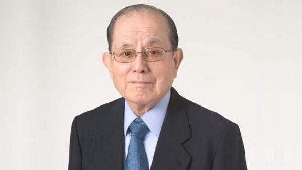 Namco founder Nakamura