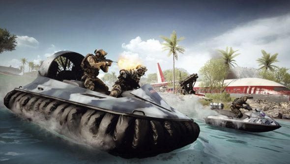 Battlefield 4 Naval Strike DLC delayed due to anticipated performance issues