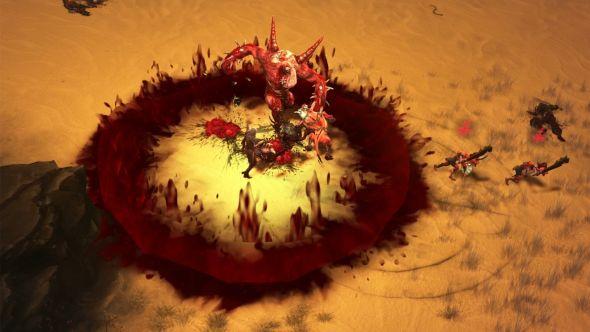 D3 Necromancer blood nova