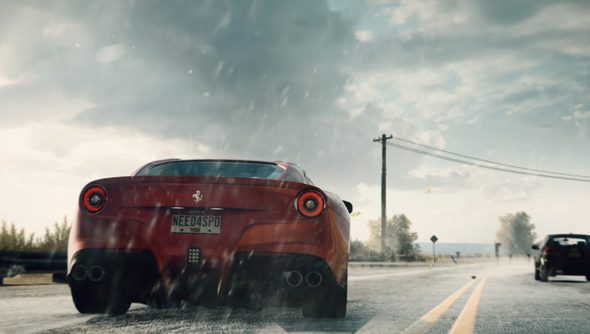 Need for Speed Rivals runs on Frostbite 3. Looks nice.
