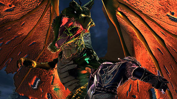 Neverwinter: Siege of Neverwinter update sees you defend the city from dragon cultists