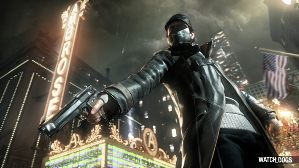 Ubisoft's Watch Dogs announcement steals the first day of E3