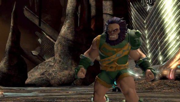 DC Universe Online Halls of Power DLC