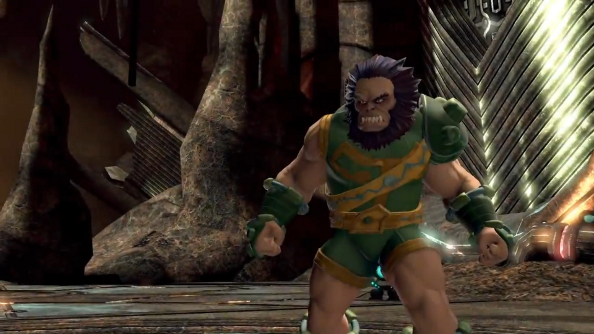 Earth gets caught between Apokolips and New Genesis in DC Universe Online's Halls of Power DLC