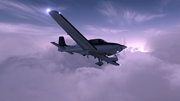 Carenado takes its latest bird into the skies