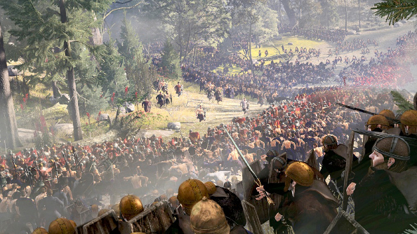 The next Total War game will be unveiled this month at EGX