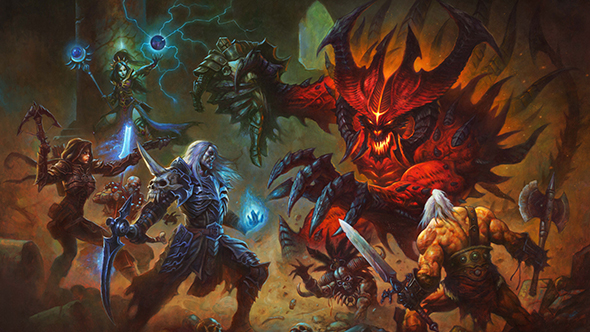 next diablo game blizzard