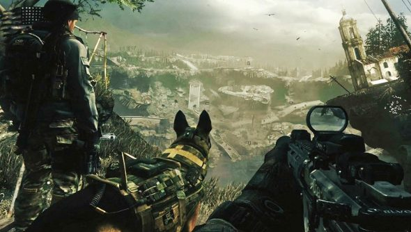 Sledgehammer's Call of Duty being developed primarily for next-gen consoles