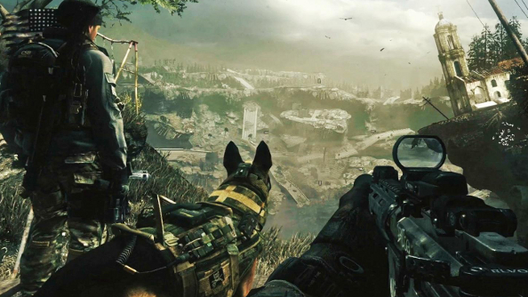 Where's the love: Sledgehammer's new Call of Duty being primarily developed for next-gen consoles