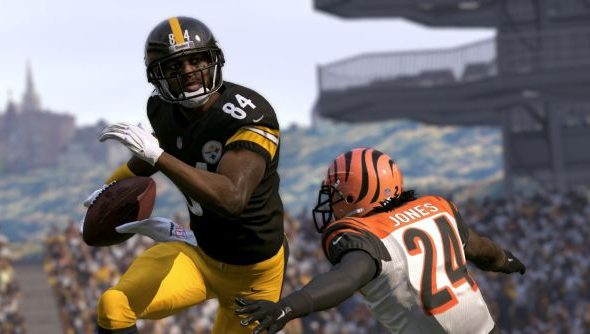 """EA Sports on Madden not being on PC: """"it used to be a good business"""