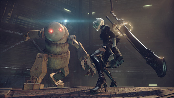 Square Enix are hiring for more Nier, to the joy of sad robots everywhere
