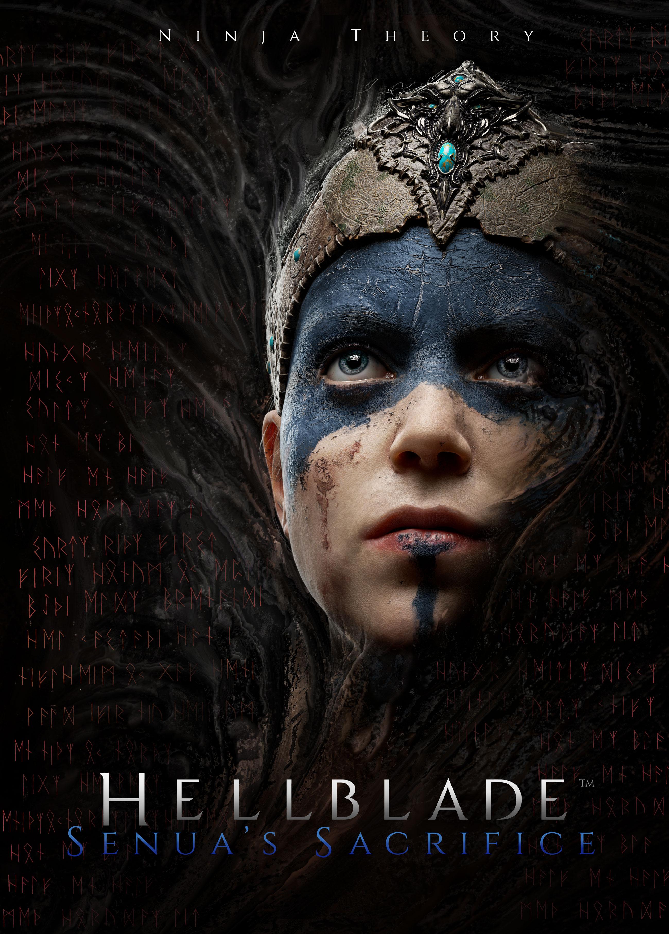 Hellblade poster