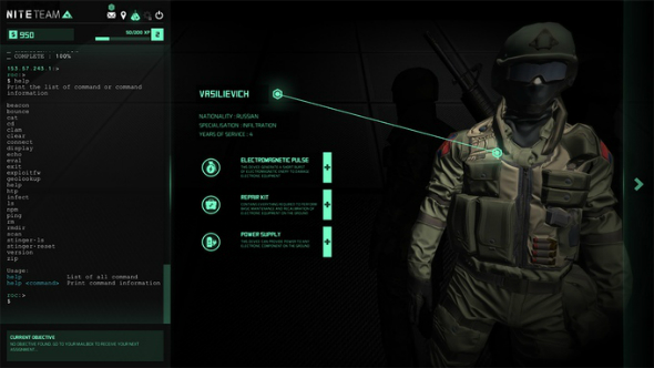Military hacking RPG NITE Team 4 blends real NSA documents with gamified espionage
