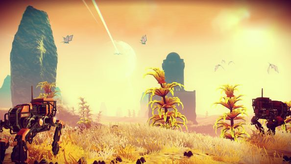 No Man's Sky is still dangerous, beautiful, has space ships being rad