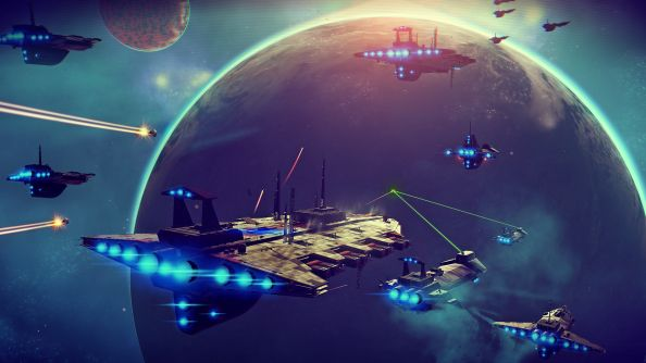 New No Man's Sky trailer explains infinite universe