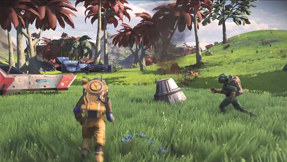 No Man's Sky Multiplayer NEXT Trailer
