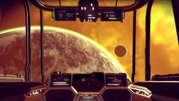 No Man's Sky's opening moments leak online and are swiftly taken down