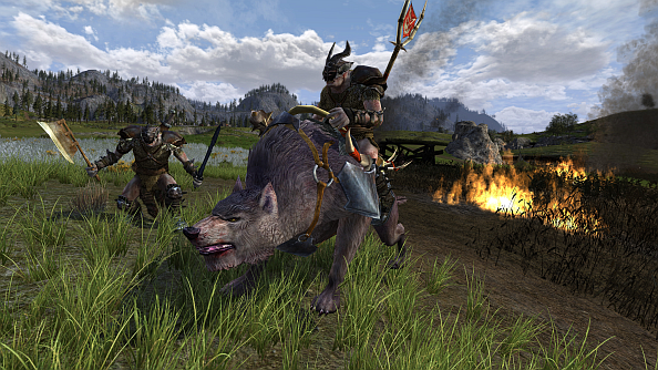 Lord of the Rings Online: Riders of Rohan is released
