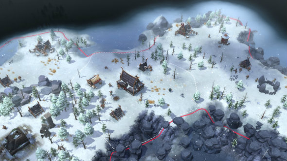 When Vikings attack: Northgard's Nordic RTS heading to Early Access