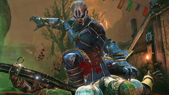 Video with a Vampire: Watch humans and vampires not get along in Nosgoth