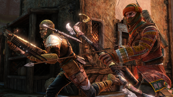 Nosgoth preview: vampire hunting
