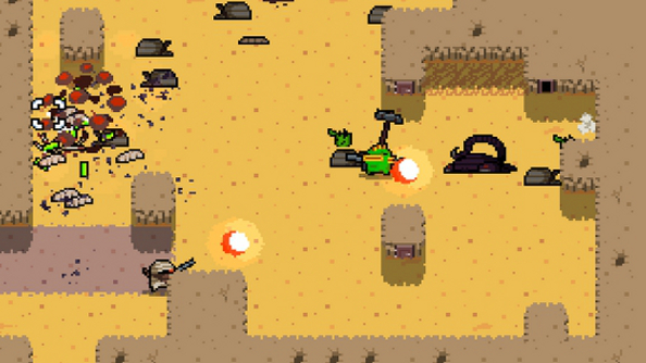 Vlambeer is selling Nuclear Throne via Twitch and thinks you should buy it there