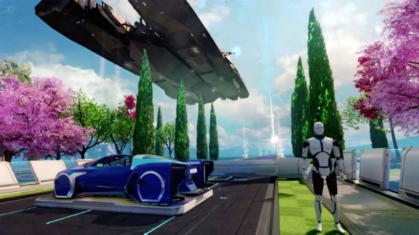 Call of Duty: Infinite Warfare teasers destroy Nuketown in glitchy new video
