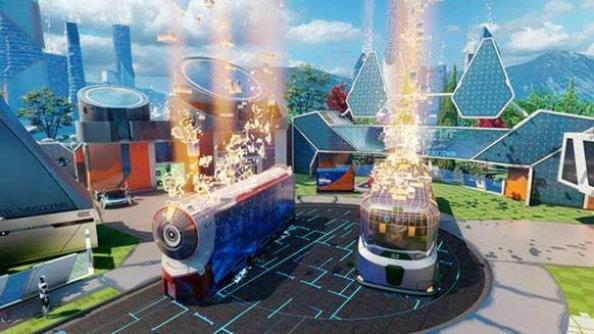 Call of Duty: Black Ops 3 shows off a redesigned Nuketown