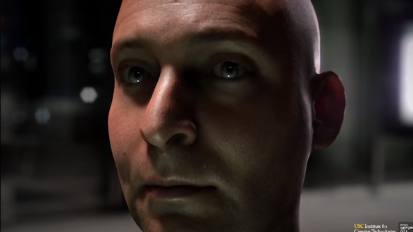 Nvidia Face Works video shows faces working