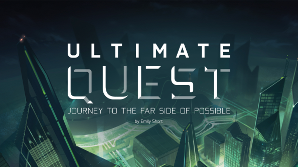 "Nvidia's Ultimate Quest contest promises to give winners ""something big"""