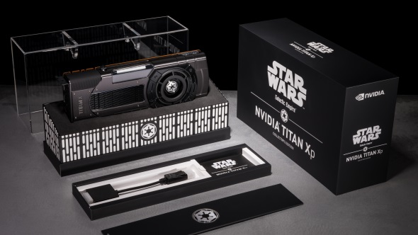 Nvidia Titan X Star Wars Collector's Edition