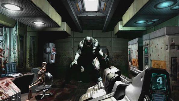 Nvidia Showcase: Why Doom 3: BFG Edition for SHIELD will get