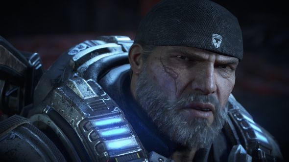Nvidia Showcase Gears of War 4