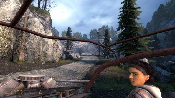 Nvidia Showcase: Half-Life 2: Episode 2 hits NVIDIA SHIELD Android