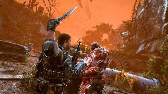 NVIDIA Showcase Gears of War 4