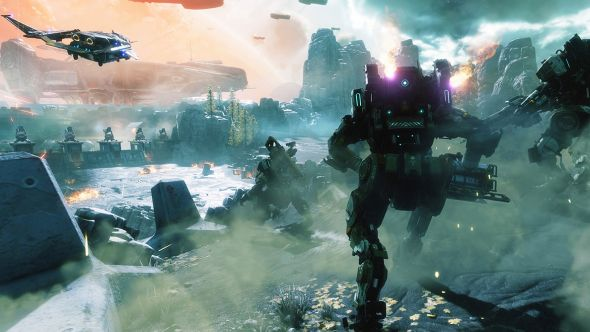 Nvidia Showcase Titanfall 2